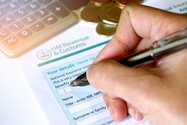 who need tax return